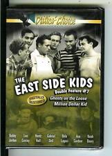 THE EAST SIDE KIDS, 2 films on DVD, Huntz Hall, sealed in unopened case