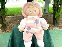"Baby Gund Sonja Baby Doll 12"" Super Soft Plush Stuffed Toy 58543"