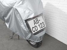 (5)Motorrad Faltgarage Wasserabweisend UV Beständig Abdeckplane Wasserfeste Gr L
