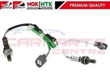 FOR HONDA CIVIC EP3 2.0i Type R 01-05 FRONT REAR NGK NTK LAMBDA OXYGEN O2 SENSOR