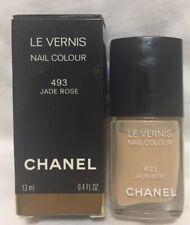 CHANEL Le Vernis Frisson  493 Jade Rose Nail Enamel Color Polish