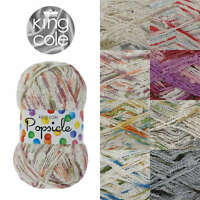 **KING COLE - POPSICLE DK- Various Colours**