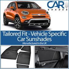 Fiat 500X 5 door 2014 on CAR WINDOW SUN SHADE BABY SEAT CHILD BOOSTER BLIND UV