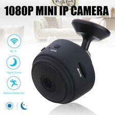 Mini Kamera Wireless WiFi WLAN IP Überwachungkamera Hidden Camera Cam HD 1080P