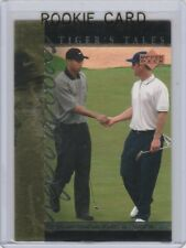 TIGER WOODS Masters Champ PGA GOLF ROOKIE CARD Upper Deck RC!