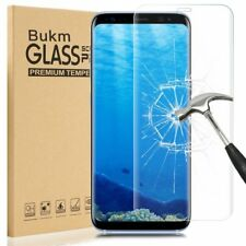 For Samsung Galaxy S8 - 100% Genuine Tempered Glass LCD Screen Protector Film