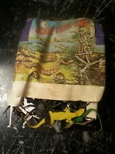 Old Store Box Full Scary Thing ums NOS Hong Kong Rubber Toys