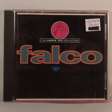 =FALCO The Remix Hit Collection (CD 1991 Sire/Warner Bros.) 9 26796-2