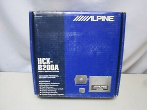 ALPINE HCX-B200A      MOBILE MAYDAY SYSTEM  ----  NEW IN BOX