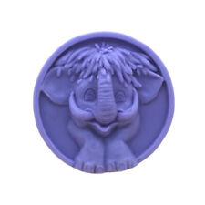 Elephant Soap Mold Silicone Mold Soap Mould Candle Mold Resin Mold DIY Craft