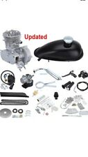 NEW 2019 Model Faster 66cc 2-Stroke Engine Motor Kit For Motorized Bicycle.