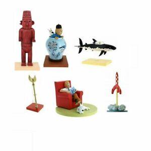 Tim & Struppi Figuren ✅ Tintin Statues ➤ Original Collection Les Icons ✅