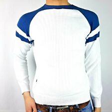 Kinder Rundhalspullover für Jungen Sweater Pulli Langarmshirt Shirt 164 170