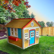 Wooden Playhouse For Sale Ebay