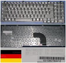 Teclado Qwertz Alemán Packard Bell SW51 SW35, K061618B1 7407480003 Negro