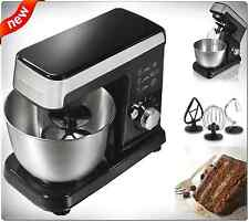 Speed Stand Mixer Machine Motor Beater Cake Cookie Chef Food Cooking