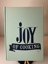 JOY OF COOKING 1964 Edition The Classic American Cookbook Green Hardcover