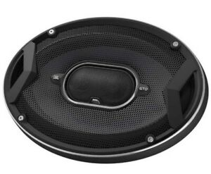 "NEW JBL GTO939 GTO Series 6x9"" 3 Way Coaxial Speakers (1 Pair) Ships Fast"