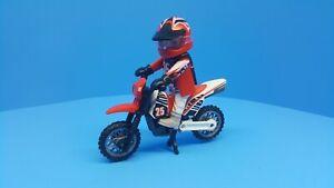 Playmobil Motorcycle KTM adventure 9357 NEW in box Honda Dual sport BMW 153