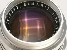 Leica 90mm f2.8 Elmarit M Chrome   **MINT-**