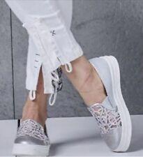 a538dfbade5 Elisa Cavaletti par Daniela dallavalle silver vers Plats Chaussures. 7 40  RRP £ .