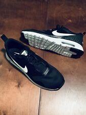 premium selection 8bf55 0572b New Men s Nike Air Max Tavas Size 13 Black White Running Shoes