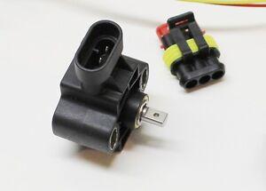 Throttle Position TPS Sensor, Honeywell RTY120LVNAX Rotary Position Sensor