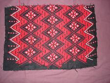 #794 Vintage Hand Embroidered Tapestry 29'/20'(74cm/50cm)