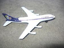 OLYMPIC AIRWAYS Boeing 747 Metal Vintage 1973 MATCHBOX Perfect Condition!