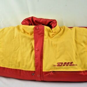 DHL full zip heavy jacket mens size 3XL lined breathable pockets Fast Shipping