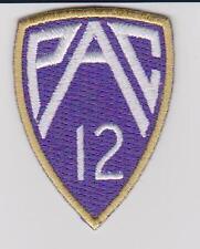 WASHINGTON HUSKIES PAC 12 FOOTBALL JERSEY PATCH NCAA COLLEGE FOOTBALL BASKET B
