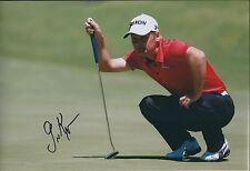 Soren KJELDSEN SIGNED Autograph 12x8 Photo AFTAL COA Challenge Tour Winner GOLF