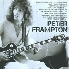 Icon by Peter Frampton CD GREATEST HITS BEST OF MINT