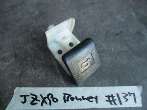 Toyota 1994 JZX90 Chaser / Mark II / Cresta Interior Bonnet Release Latch. #137