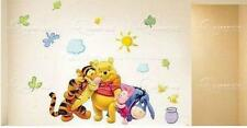 Winnie the Pooh Two sheets Nursery Wall art Stickers Wall Decal