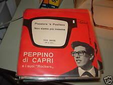 """PEPPINO DI CAPRI """" PISCATORE 'E PUSILLECO """"  ITALY'61 CREPAX"""