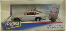 JAMES BOND : ASTON MARTIN DB5 MADE BY CORGI IN 1991 (DJ) (XP)