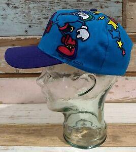 Olympic Games Cap Atlanta 1996 Vintage 1993 ACOG The Games Snap Back Izzy