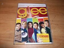 Glee: Season 1 Vol 2 Road to Regionals (DVD 2010 3-Disc Set) Comedy Show NEW
