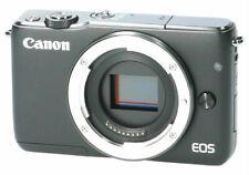 Canon EOS M10 18.0MP Digital Camera - Black Body Kit