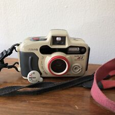 Canon Sure Shot A-1 35mm Underwater Film Camera As Is For Repair Untested