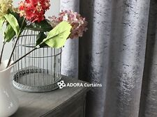 Catherine Velvet Curtain: TOP QUALITY BLOCKOUT (GREY) 130(W)x230(L) cm