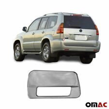 Fits Toyota Land Cruiser Prado 2003-2009 Chrome Trunk Door Handle Cover S.Steel