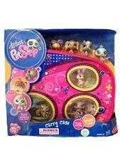 Littlest Pet Shop☆Exclusive Carry Case+7 Pets☆1714,1715,1716,1717,1718,1719,1720