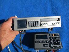 1989 GMC Chevy Original GM Factory AM FM Cassette Radio NICE FACE
