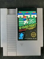 10-Yard Fight (Nintendo Entertainment System, 1985) NES Game Cart Only