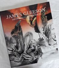 JAMES GLEESON:Drawings For Paintings, Anne Ryan/Hendrik Kolenberg,Author Signed~