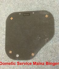 Glasabdeckung DOMETIC für Cramer  3 Flammig  430 x 440 mm (407144313) Links