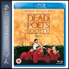 DEAD POETS SOCIETY -  Robin Williams   *BRAND NEW BLU-RAY REGION FREE*