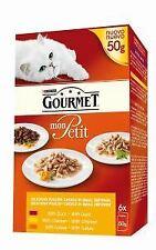 Gourmet Mon Petit Poultry Turk/Duck/Chkn ( 6Pk) 50g - 718793